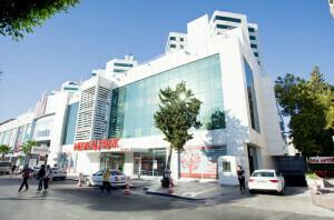 Medical Park Antalya Saç Ekimi